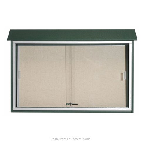 Aarco Products Inc PLDS3045-4 Bulletin Board