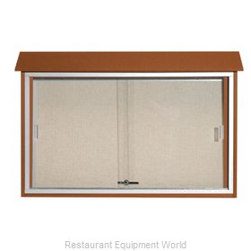 Aarco Products Inc PLDS3045-5 Bulletin Board