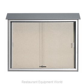 Aarco Products Inc PLDS3645-2 Bulletin Board
