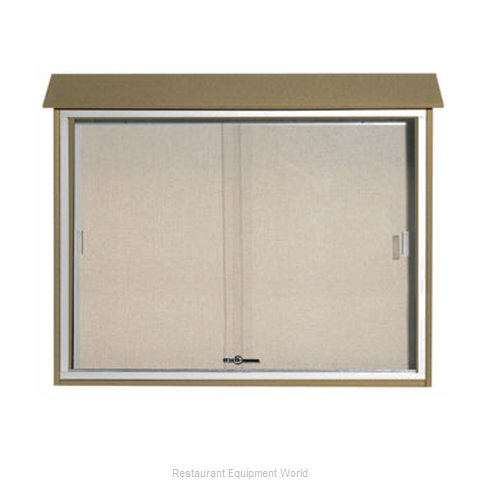 Aarco Products Inc PLDS3645-8 Bulletin Board