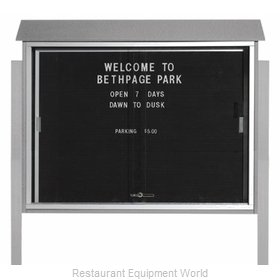 Aarco Products Inc PLDS3645LDPP-2 Message Center Board