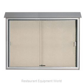 Aarco Products Inc PLDS4052-2 Bulletin Board