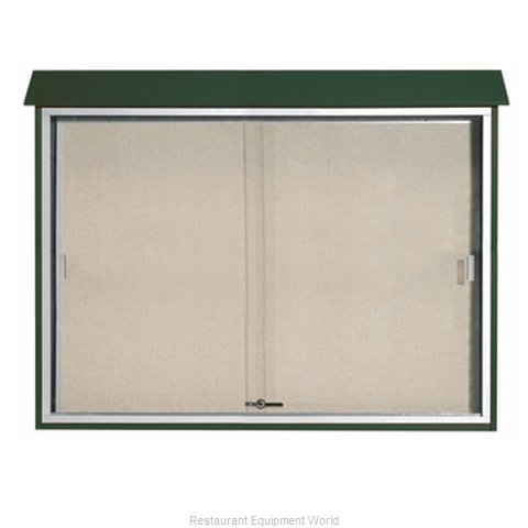 Aarco Products Inc PLDS4052-4 Bulletin Board