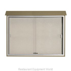 Aarco Products Inc PLDS4052-8 Bulletin Board