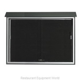Aarco Products Inc PLDS4052L-4 Message Center Board
