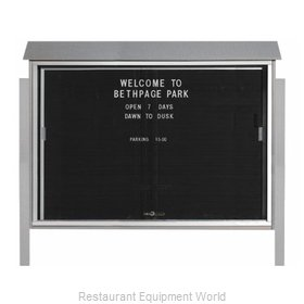 Aarco Products Inc PLDS4052LDPP-2 Message Center Board