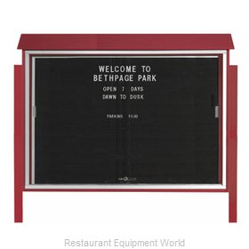 Aarco Products Inc PLDS4052LDPP-7 Letter Board