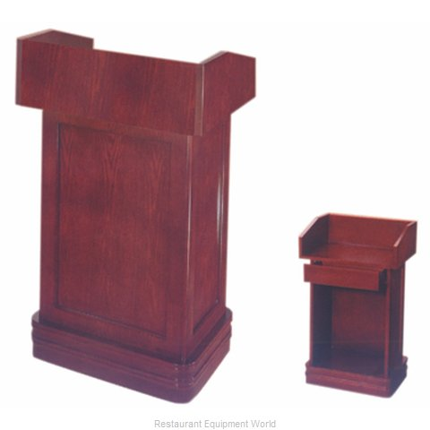 Aarco Products Inc POD-1 Podium Lectern