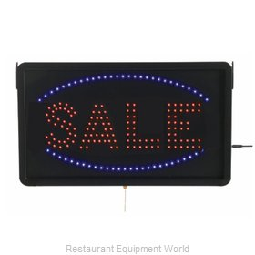 Aarco Products Inc SAL05L Sign, Lighted