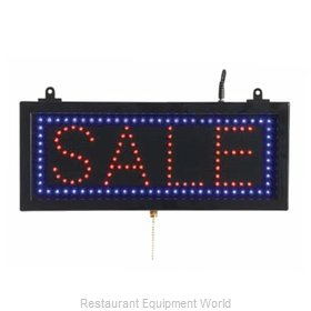 Aarco Products Inc SAL05S Sign, Lighted