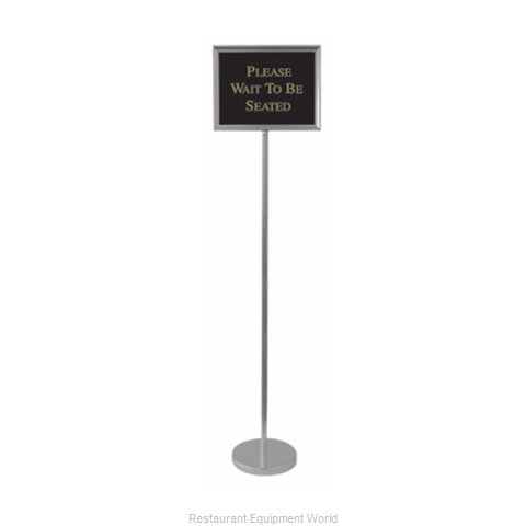 Aarco Products Inc TI-1CH Sign, Freestanding