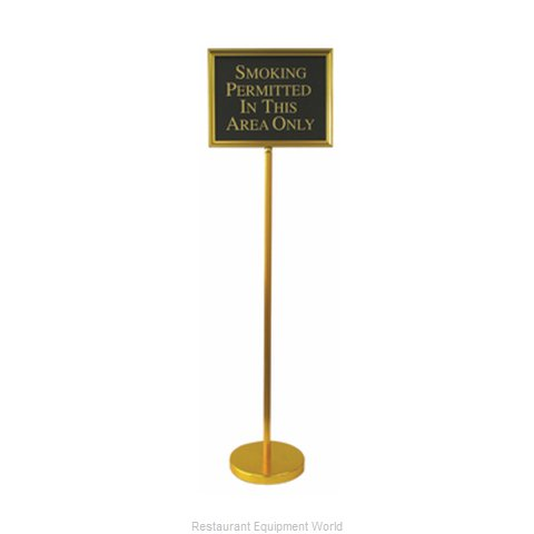 Aarco Products Inc TY-2B Sign, Freestanding