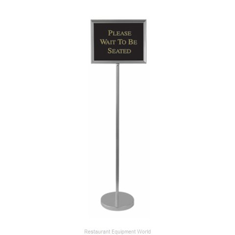 Aarco Products Inc TY-2CH Sign, Freestanding