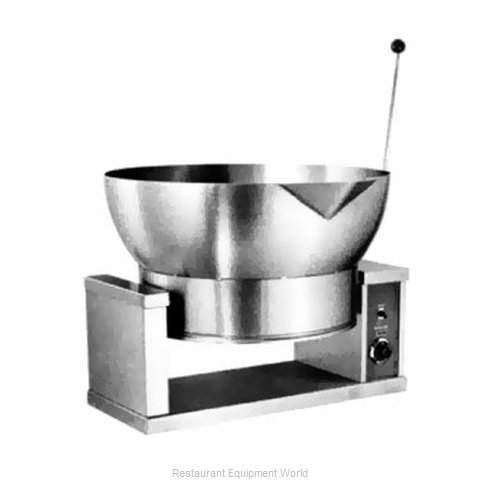 Accutemp ACECTRS-16 Tilting Skillet Braising Pan, Countertop, Electric
