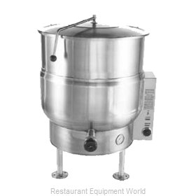 Accutemp ACEL-40 Kettle, Electric, Stationary