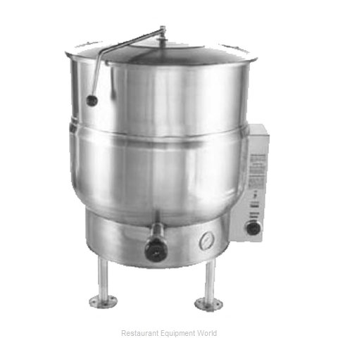 Accutemp ACEL-40F Kettle, Electric, Stationary