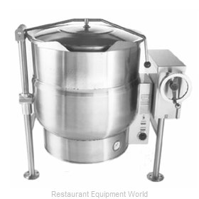 Accutemp ACELT-100 Kettle, Electric, Tilting