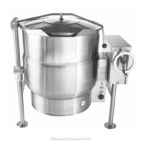 Accutemp ACELT-60 Kettle, Electric, Tilting