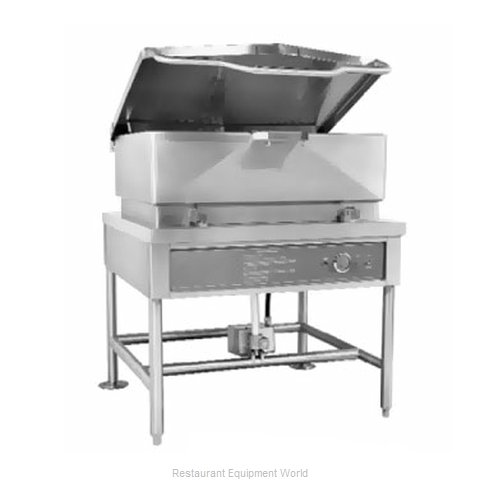 Accutemp ACELTS-40 Tilting Skillet Braising Pan, Electric
