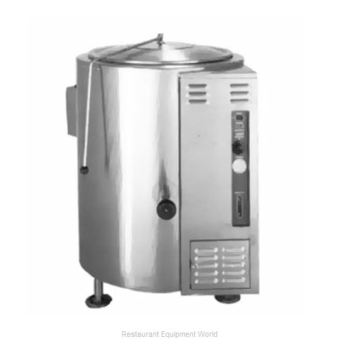 Accutemp ACGL-100E Stationary Kettle 100 gal (Magnified)