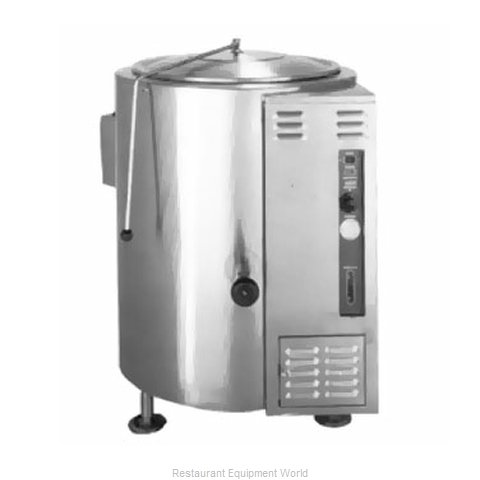 Accutemp ACGL-30E Stationary Kettle 30 gal (Magnified)