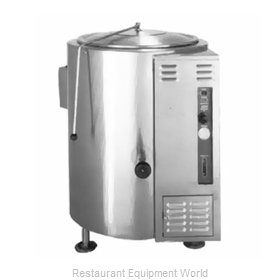 Accutemp ACGL-40E Kettle, Gas, Stationary