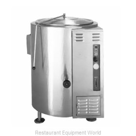 Accutemp ACGL-80E Kettle, Gas, Stationary