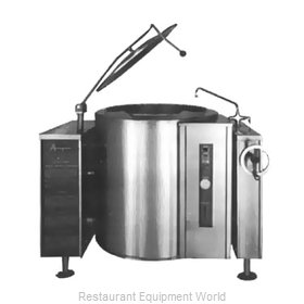 Accutemp ACGLT-20 Kettle, Gas, Tilting