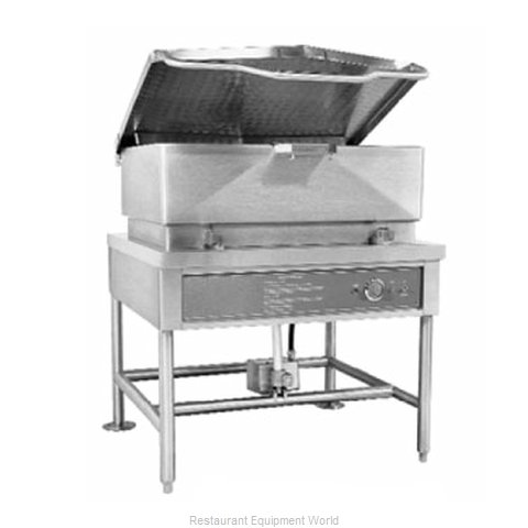 Accutemp ACGLTS-40 Tilting Skillet Braising Pan, Gas
