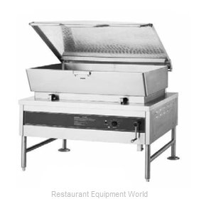Accutemp ACGS-40 Tilting Skillet Braising Pan, Gas