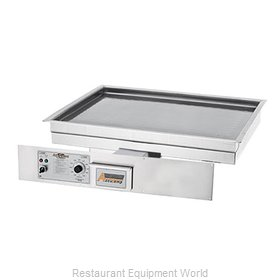 Accutemp EGD2083B4800-00 Griddle, Electric, Built-In