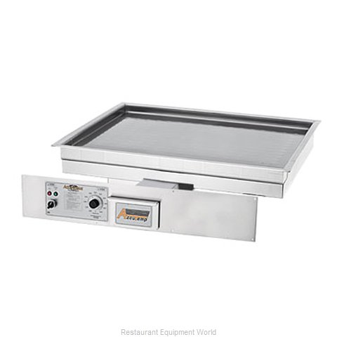 Accutemp EGD2403B4800-00 Griddle, Electric, Built-In