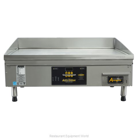 Accutemp EGF2083A4850-T1 Griddle, Electric, Countertop