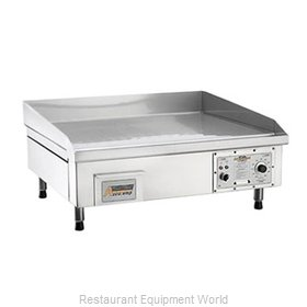 Accutemp EGF2403B2400-T1 Griddle Counter Unit Electric