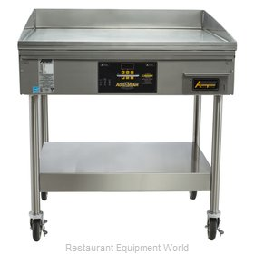 Accutemp EGF2403B2450-S2 Griddle, Electric, Countertop