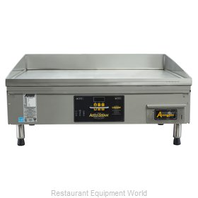 Accutemp EGF2403B2450-T1 Griddle, Electric, Countertop