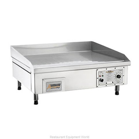 Accutemp EGF4803A2400-T1 Griddle Counter Unit Electric