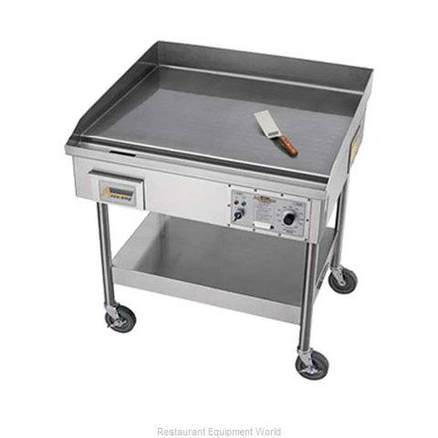 Accutemp EGF4803B3600-S2 Griddle Counter Unit Electric