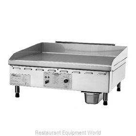 Accutemp GGF1201A3600-T1 Griddle Counter Unit Gas