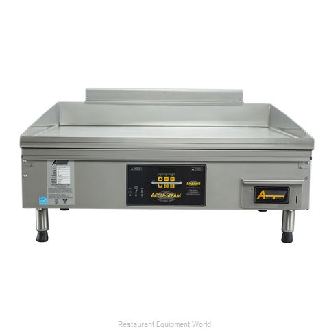 Accutemp GGF1201B2450-T1 Griddle, Gas, Countertop (Magnified)