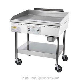 Accutemp GGF1201B4800-S2 Griddle Counter Unit Gas