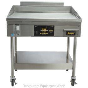 Accutemp GGF1201B4850-S2 Griddle, Gas, Countertop