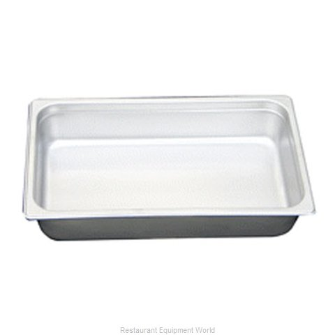 Accutemp PAN#30022 Food Pan Steam Table Hotel Stainless