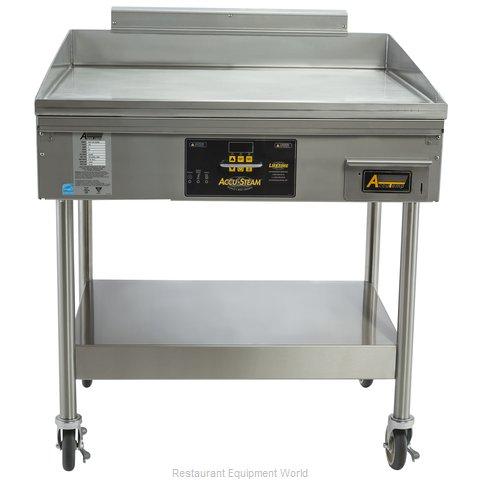 Accutemp PGF1201A2450-S2 Griddle, Gas, Countertop