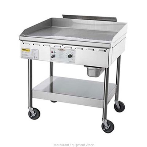 Accutemp PGF1201B4800-S2 Griddle Counter Unit Gas