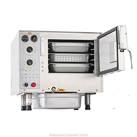 Accutemp S32083D100 Steamer, Convection, Countertop
