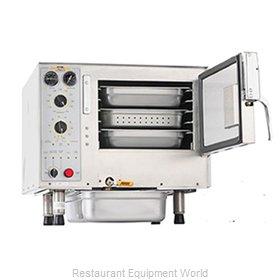 Accutemp S34403D090 Steamer, Convection, Countertop