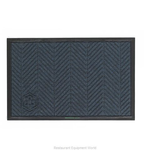 Andersen Company 2240-4-10 Entrance Mat (Magnified)