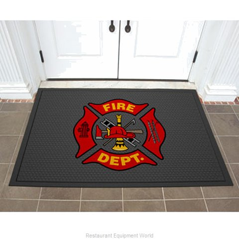 Andersen Company 3559-4-8 Entrance Mat (Magnified)