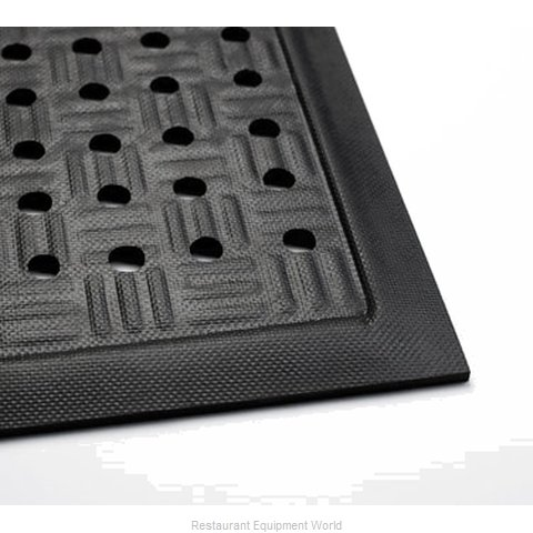 Andersen Company 371-4-5.92 Anti-Fatigue Slip Resistant Mat (Magnified)